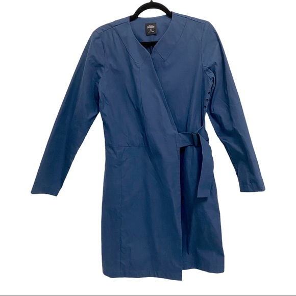 Kate Spade Saturday Belted Water Resistant Trench